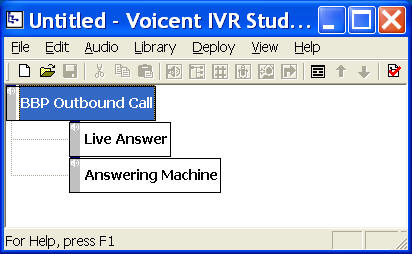 application ivr