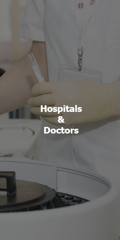 Hospitals and doctors use Voicent