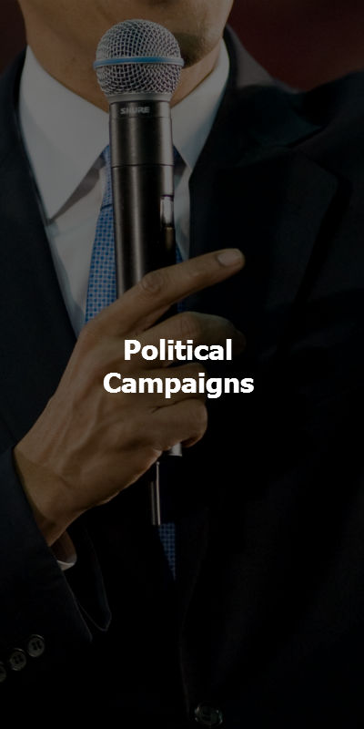 Political campaigns benefit with Voicent